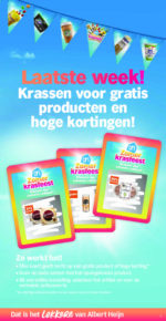 Albert Heijn Werbeprospekt mit neuen Angeboten (3/33)