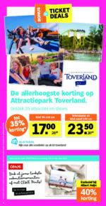 Albert Heijn Werbeprospekt mit neuen Angeboten (32/33)