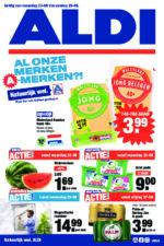 Aldi Werbeprospekt mit neuen Angeboten (1/30)