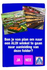 Aldi Werbeprospekt mit neuen Angeboten (29/30)