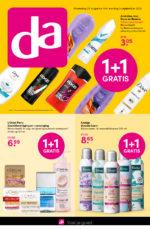 DA Drogisterij Werbeprospekt mit neuen Angeboten (1/11)