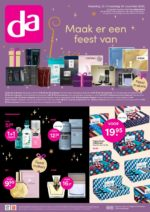 DA Drogisterij Werbeprospekt mit neuen Angeboten (11/11)
