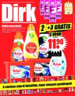 Dirk van den Broek Werbeprospekt mit neuen Angeboten (1/26)