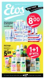 Etos Werbeprospekt mit neuen Angeboten (1/27)