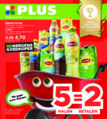 Plus Werbeprospekt mit neuen Angeboten (1/28)