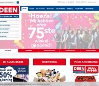 Deen Supermarkt – Supermärkte & Lebensmittelgeschäfte in den Niederlanden, Zaandam