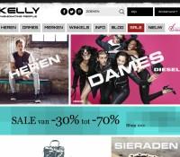 Kelly Fashion – Mode & Bekleidungsgeschäfte in den Niederlanden, Lelystad