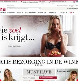 Livera – Mode & Bekleidungsgeschäfte in den Niederlanden, Nieuwegein