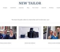 New Tailor – Mode & Bekleidungsgeschäfte in den Niederlanden, Amsterdam
