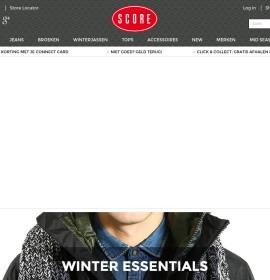 Score – Mode & Bekleidungsgeschäfte in den Niederlanden, Venlo