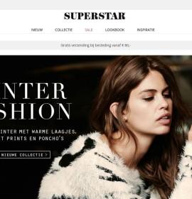 Superstar – Mode & Bekleidungsgeschäfte in den Niederlanden, Venlo