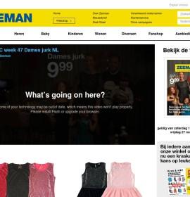 Zeeman – Mode & Bekleidungsgeschäfte in den Niederlanden, Venlo