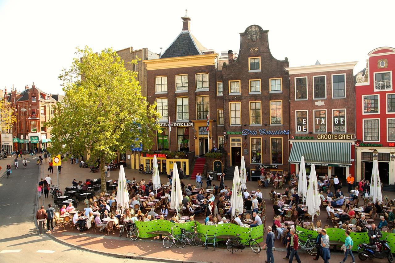 Einkaufen in Holland - Groningen
