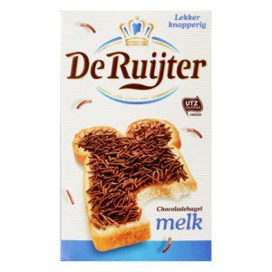 Holländische Süßigkeiten Brotaufstrich De Ruijter