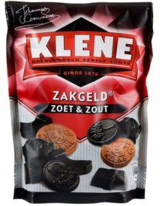 Klene Lakritz Zakgeld
