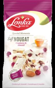 Lonka Nougat-Schnitten