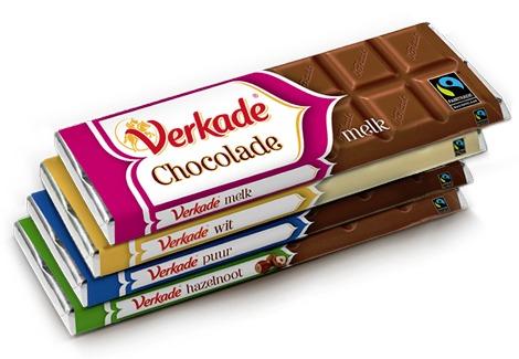 Verkade: Schokolade aus Holland